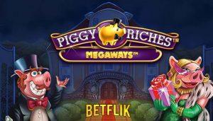 BETFLIK246.COM | Piggy Riches (NetEnt)