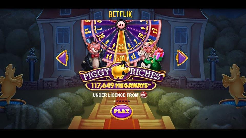 BETFLIK246.COM | Piggy Riches